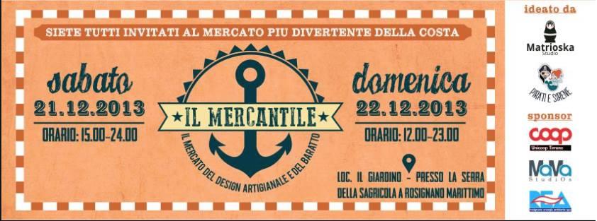 Il Mercantile banner