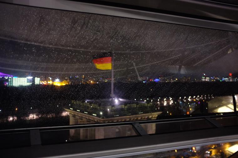 Berlino cupola del Reichstag