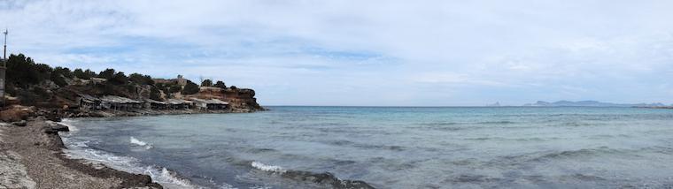 Formentera Cala Saona
