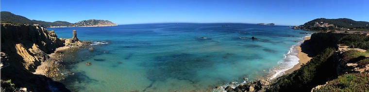 Formentera Ses Illetes panoramica
