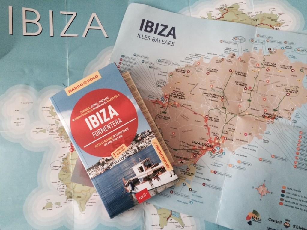 Ibiza piantina a guida
