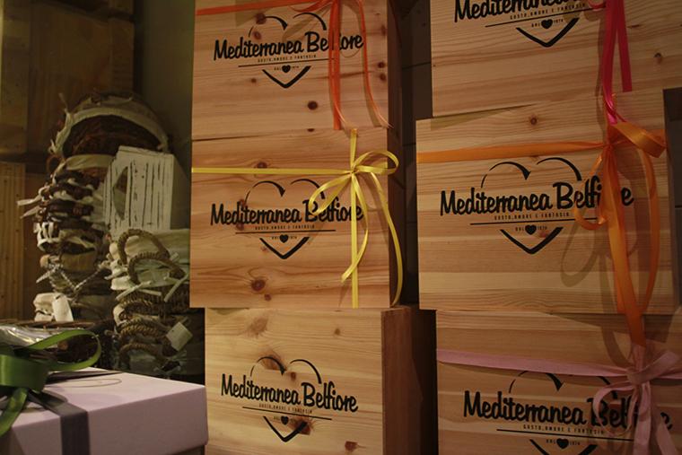 Mediterranea Belfiore confezioni regalo
