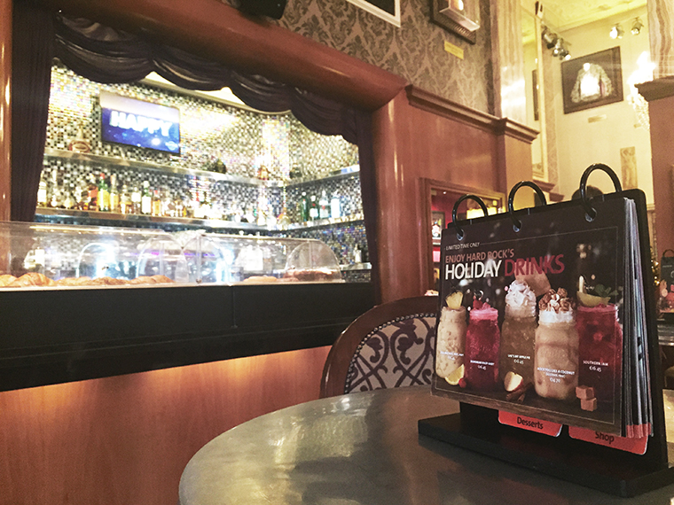 Hard Rock Cafe Firenze arredamento