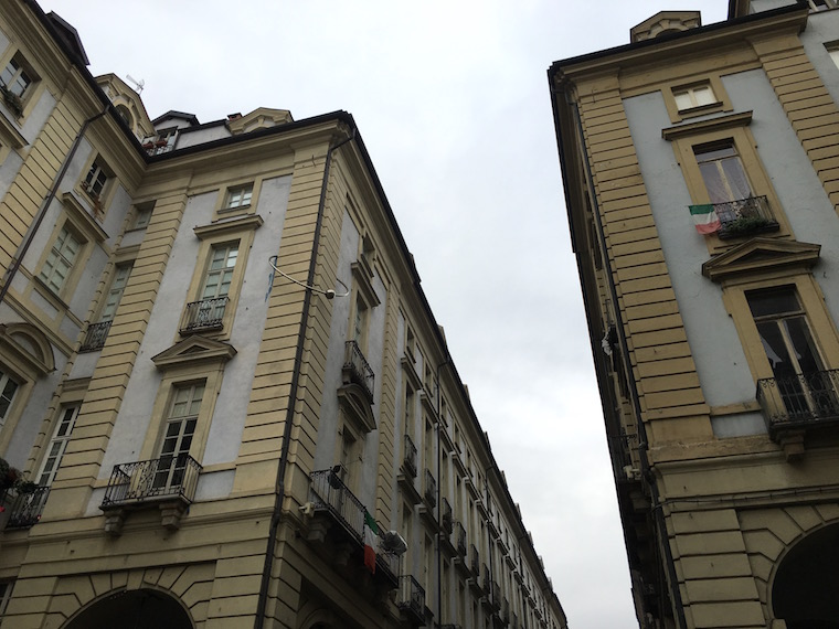 Torino Palazzo col Piercing