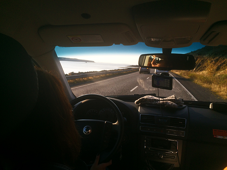 Islanda auto interno 3