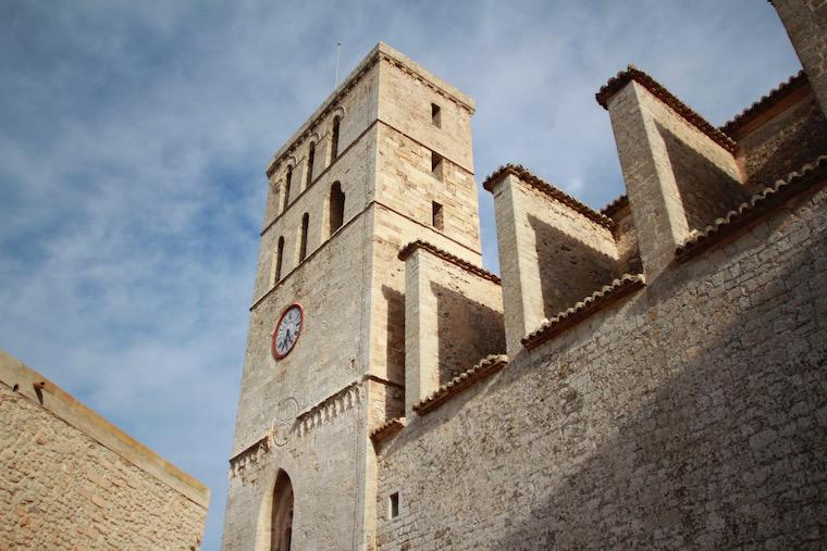 ibiza cattedrale
