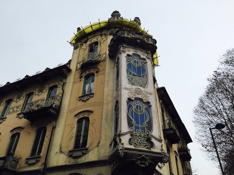 Torino Casa Fenoglio-Lafleur