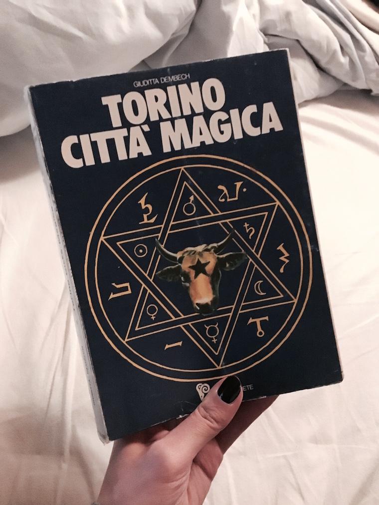 Libro Torino Città Magica