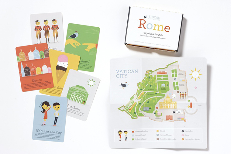 ZigZag City Guides Roma