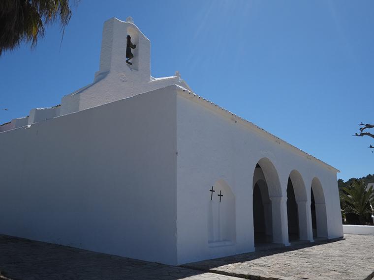 Ibiza chiesa di Sant Carles
