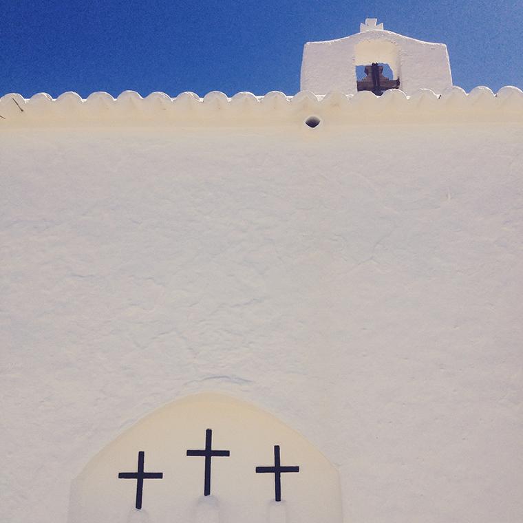 Ibiza chiesa Sant Carles