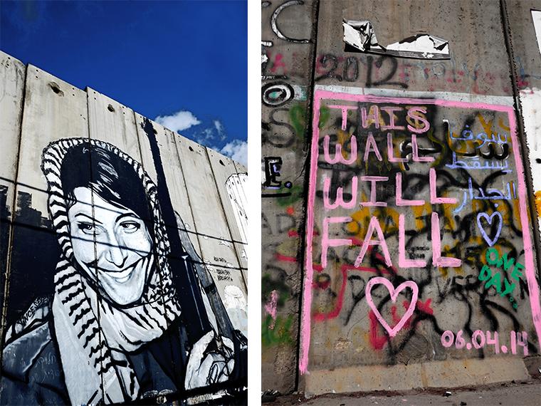 muro betlemme