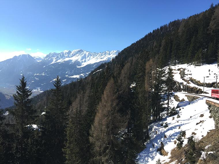 Trenino Bernina 7