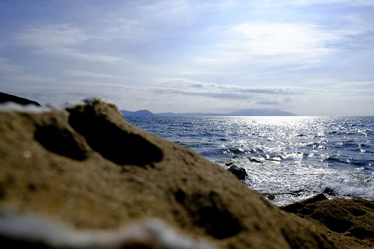 Buca delle Fate mare