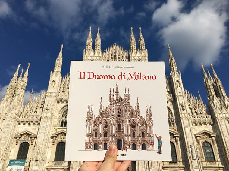Le terrazze panoramiche del Duomo di Milano