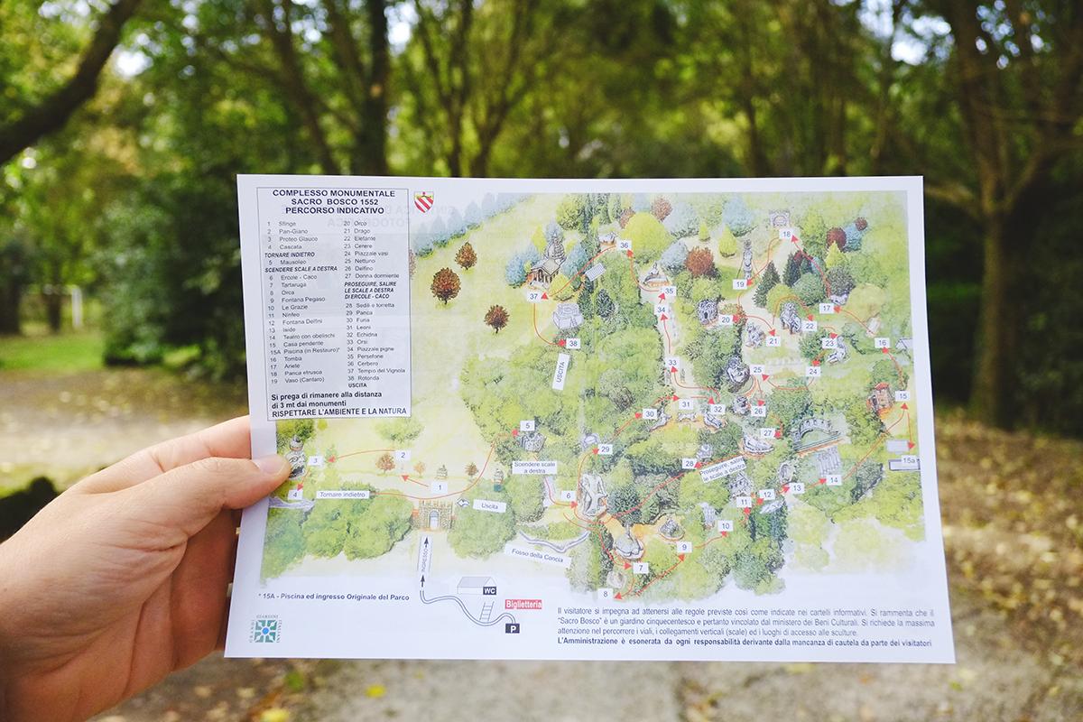 Il Parco dei Mostri - Bomarzo