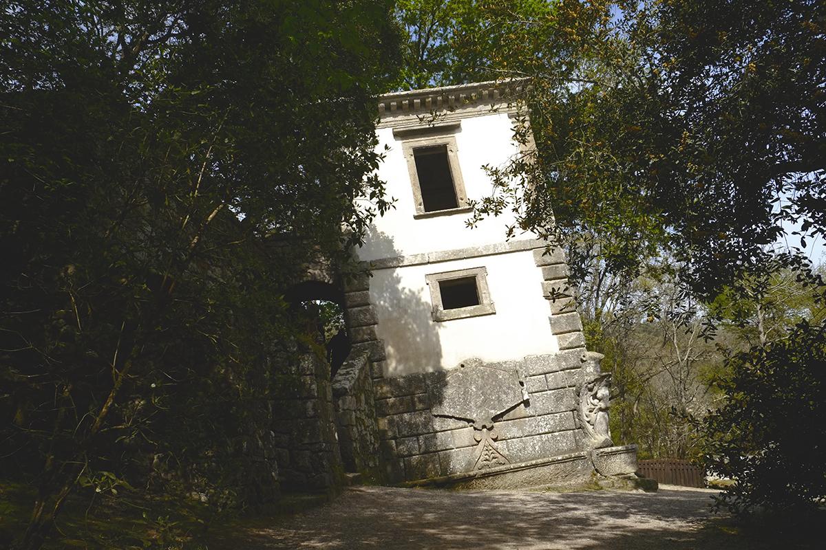 Parco dei Mostri - Bomarzo