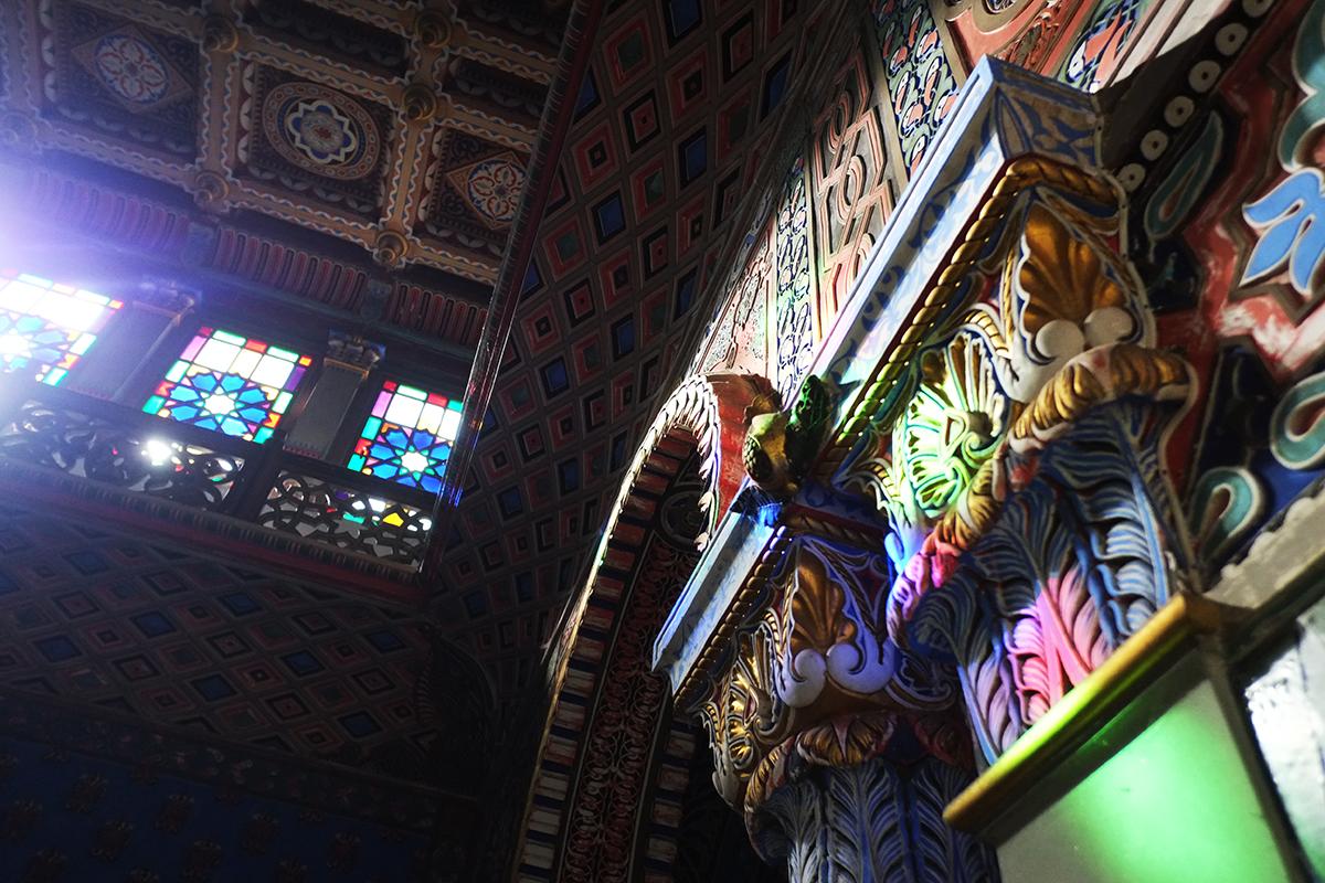 Castello Sammezzano 07