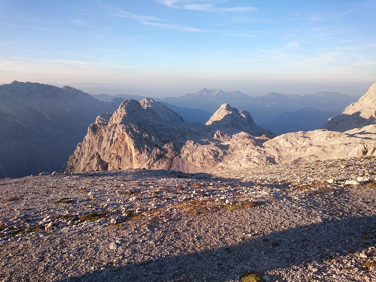 Vacanza in Slovenia - Triglav