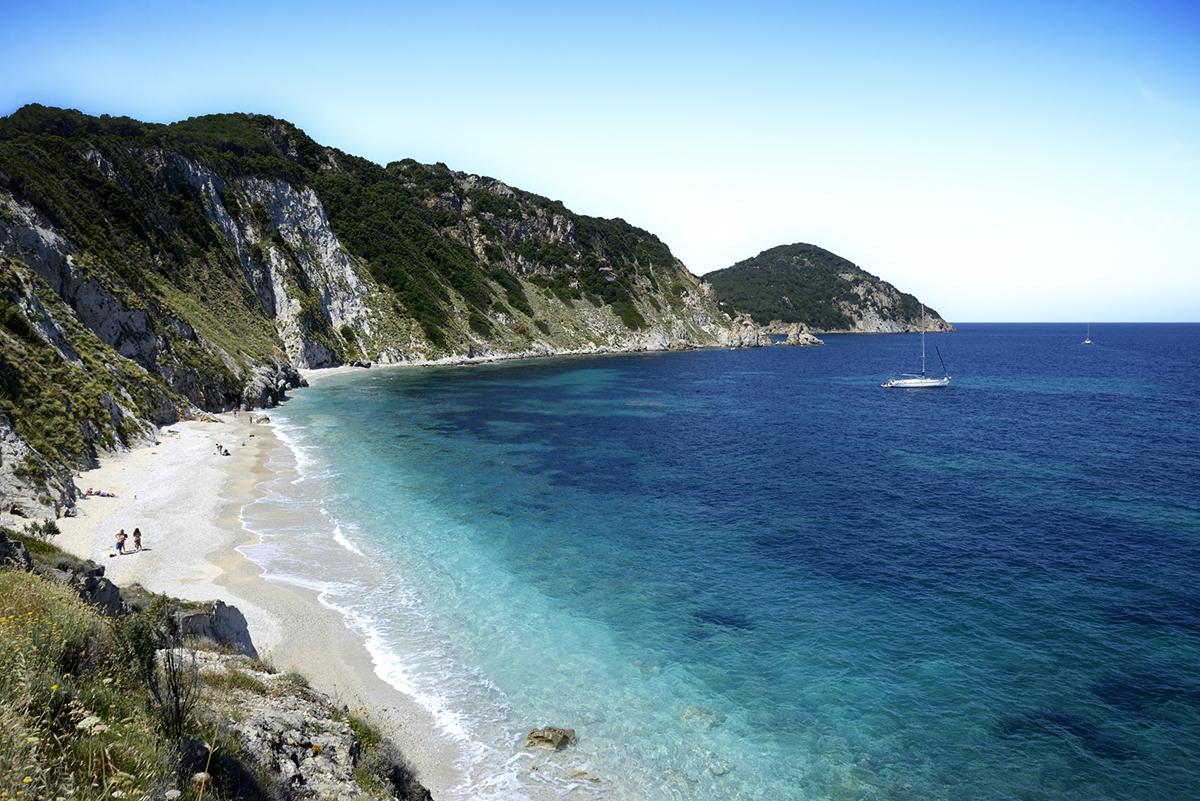 Island Elba Beaches
