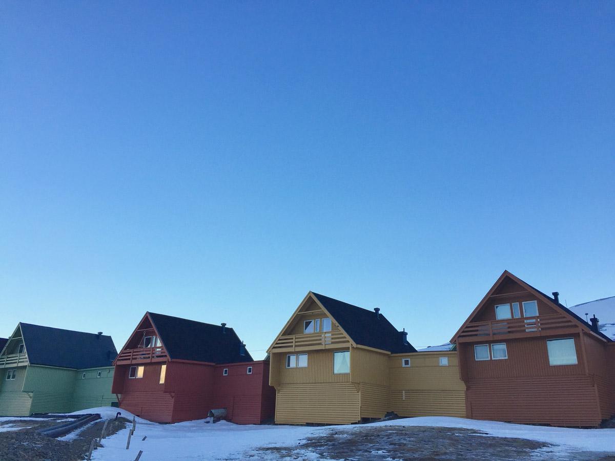 Longyearbyen - Isole Svalbard