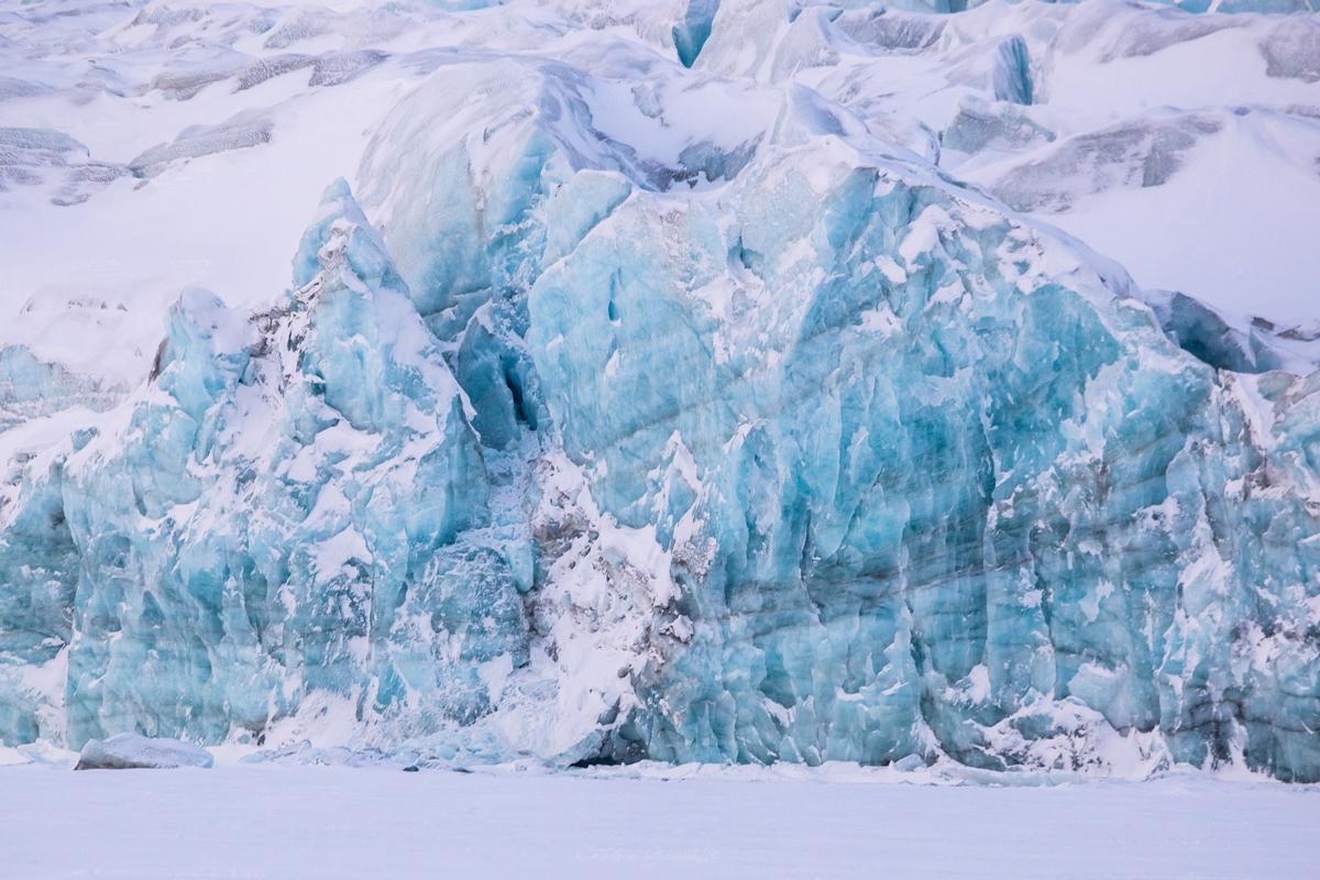 Svalbard ghiacciaio
