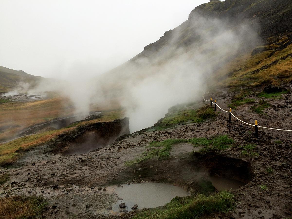 Terme in Islanda