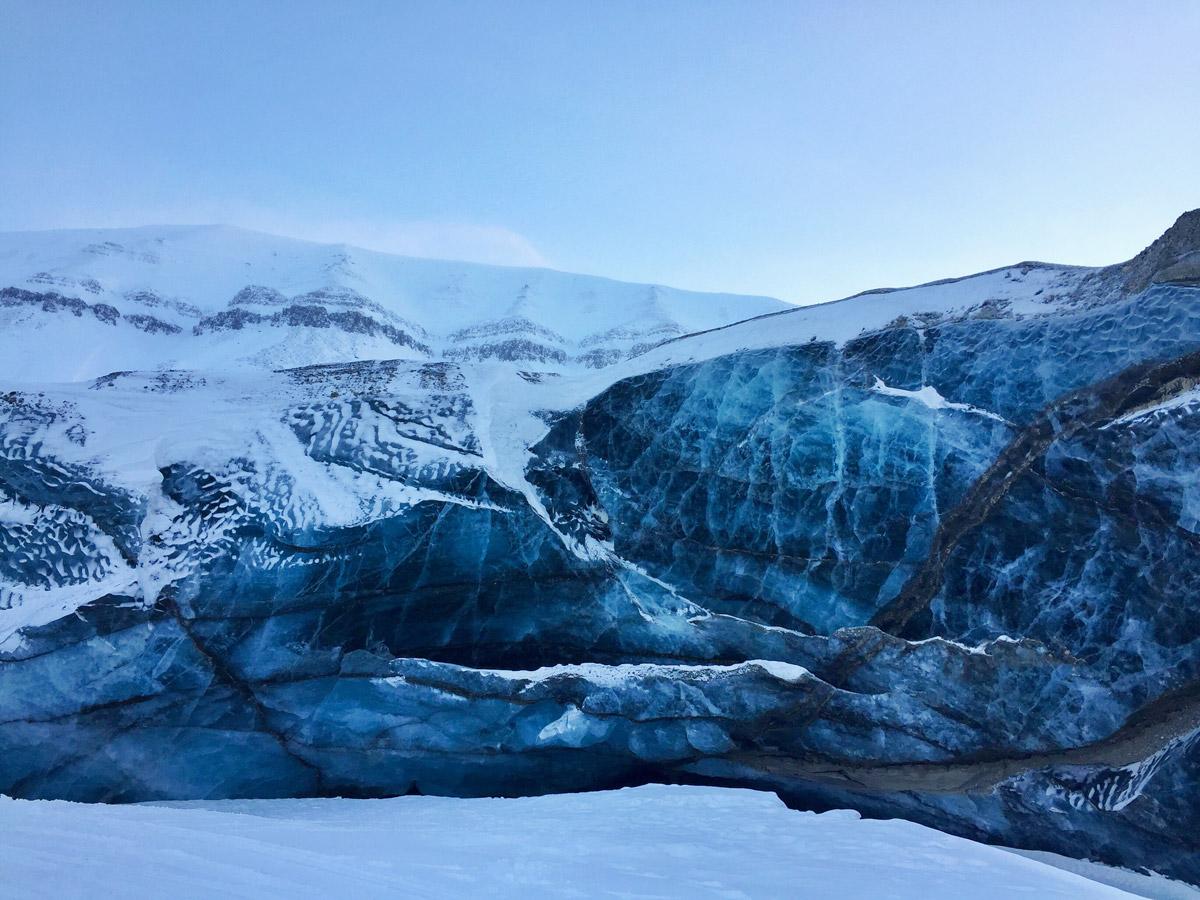 Svalbard - Ghiacciaio