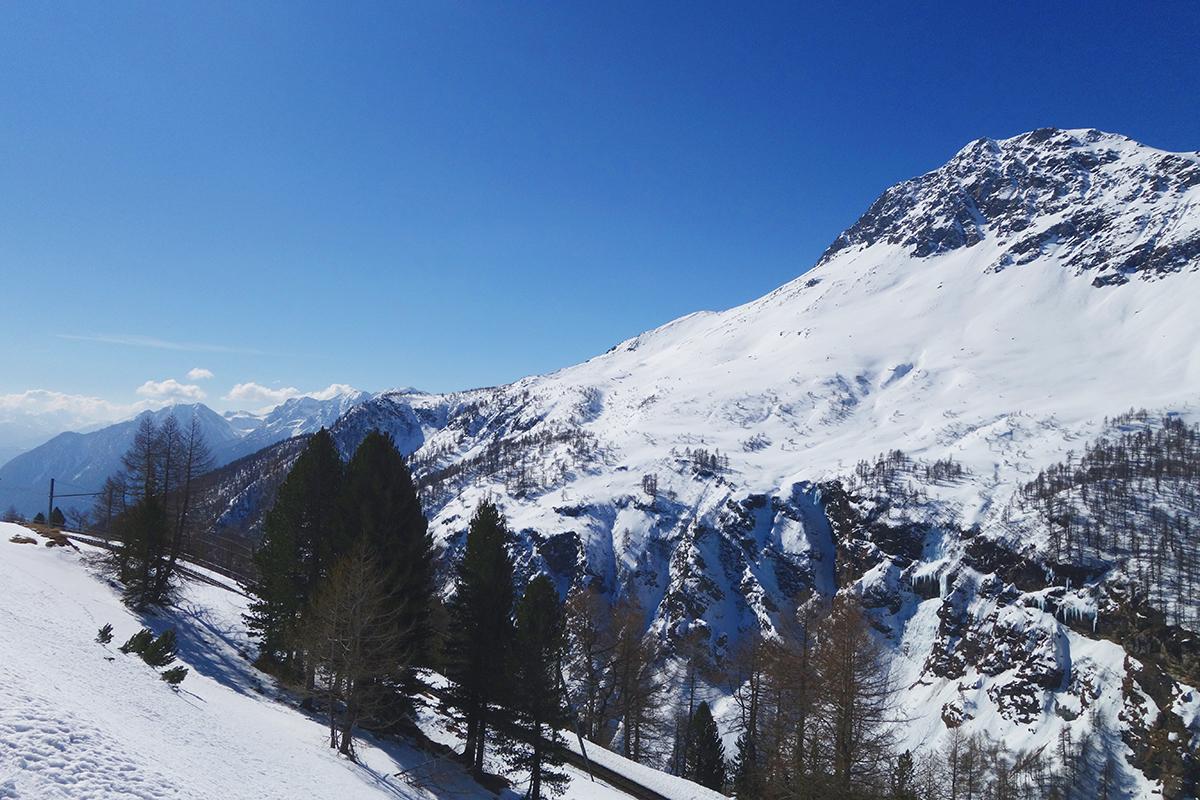 Trenino del Bernina