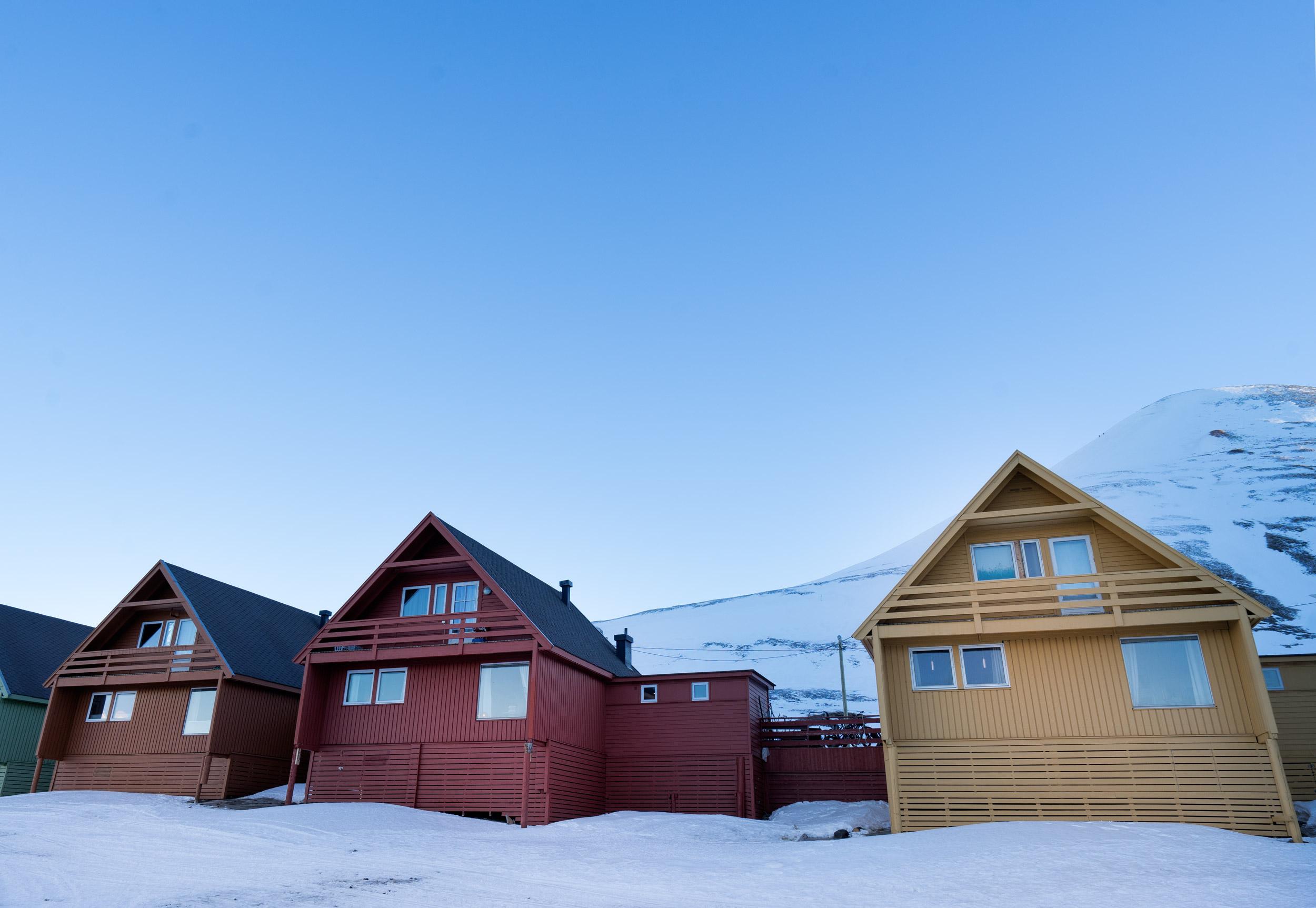 Casette-Longyearbyen