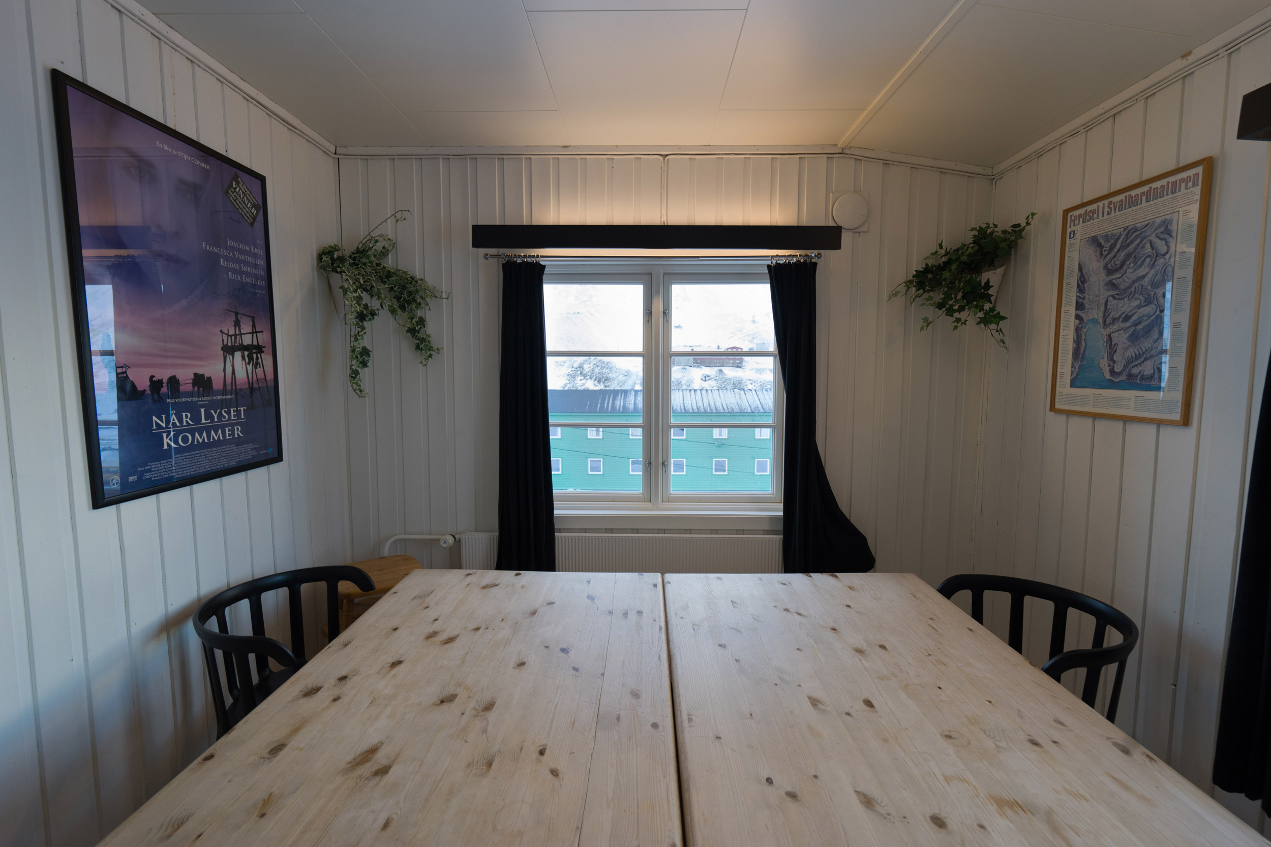 Guesthouse alle Svalbard