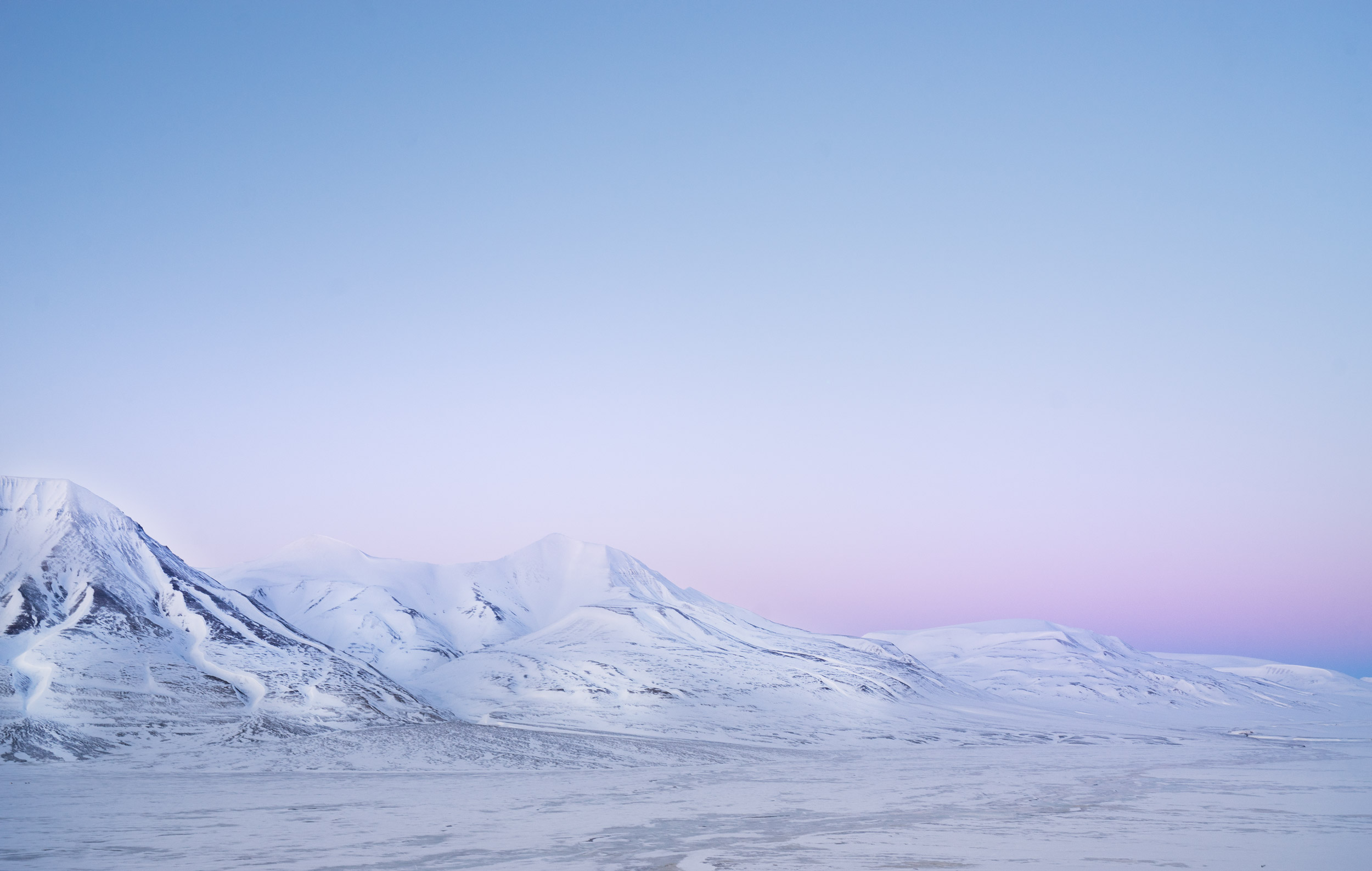 Longyearbyen-tramonto-2