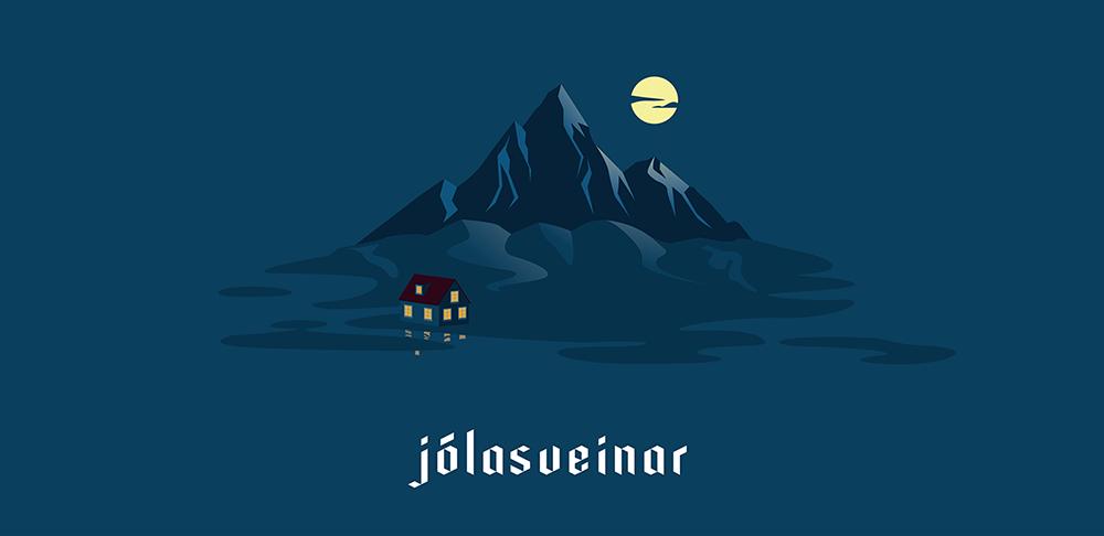 Jólasveinar 01