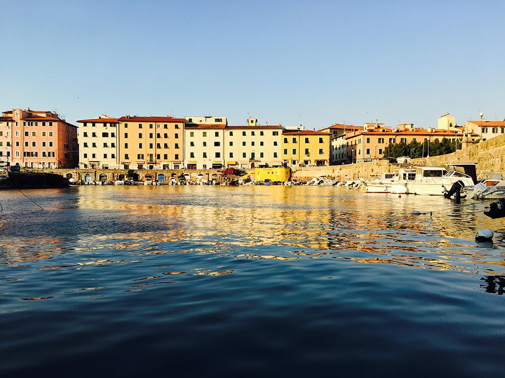 Livorno quartiere Pontino
