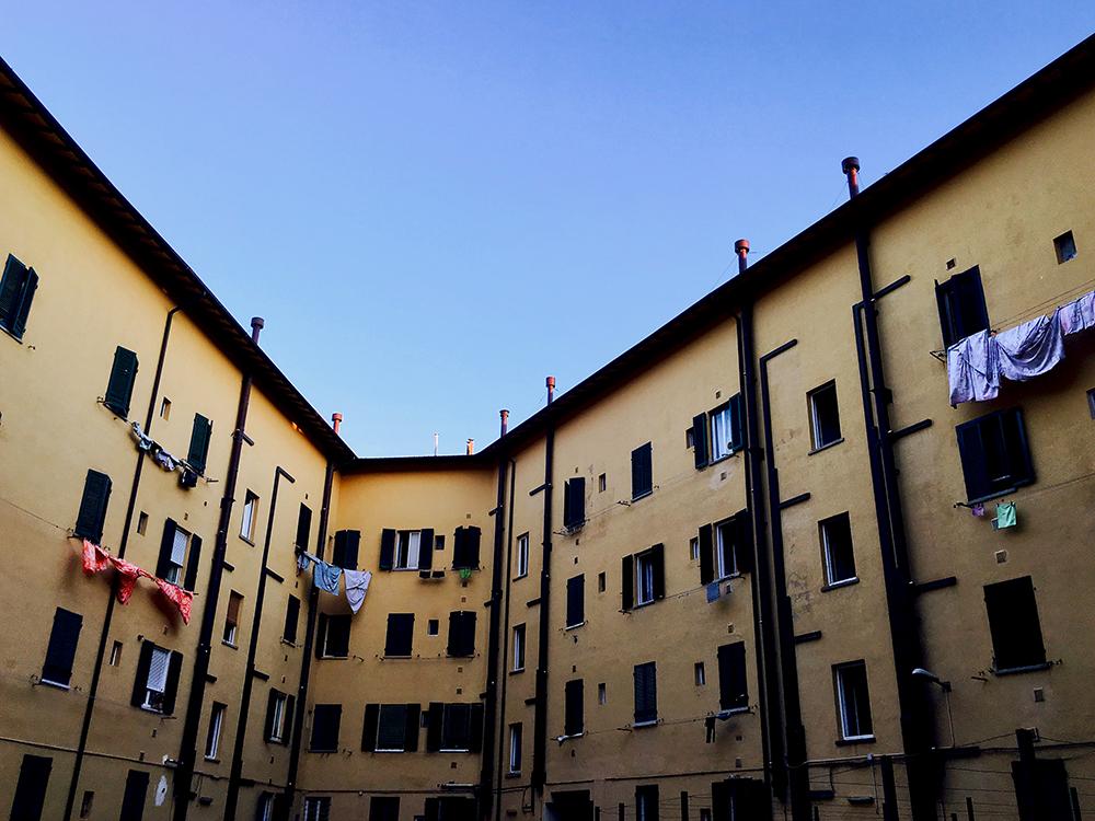 Livorno Ovosodo casa di Piero