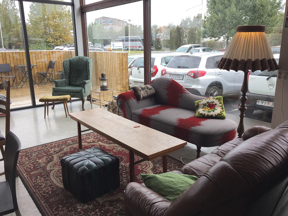 Bus Hostel a Reykjavik