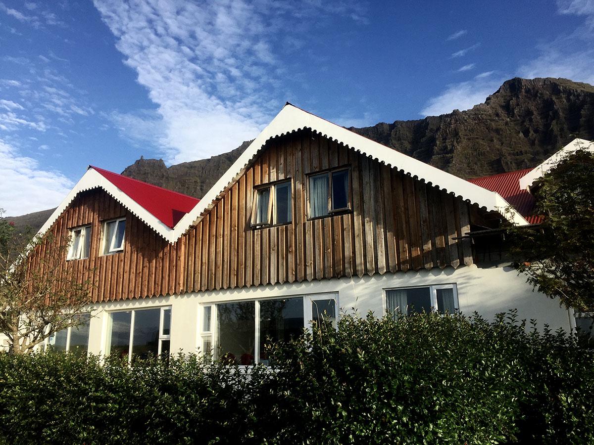 Guesthouse a Jokulsarlòn