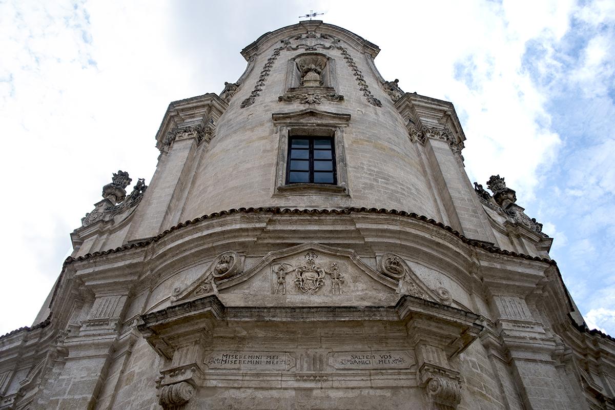Matera Chiesa del Purgatorio
