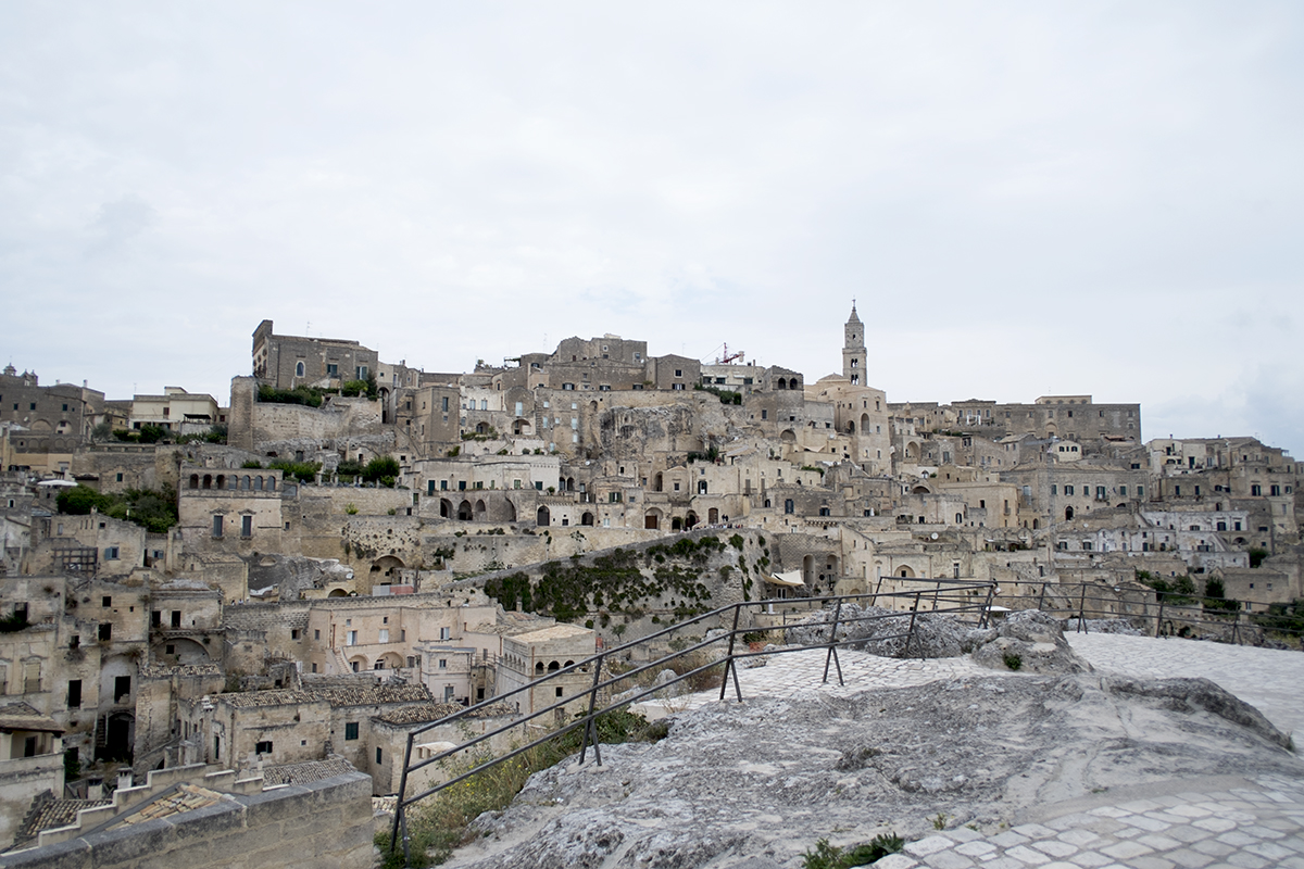 Matera Idris panorama