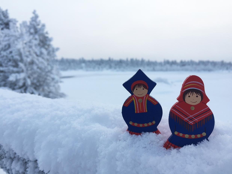 Sami in Lapponia