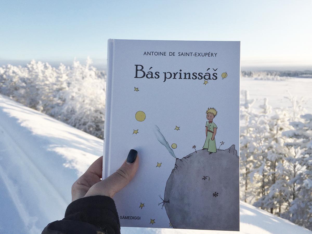 Piccolo principe in lingua sami