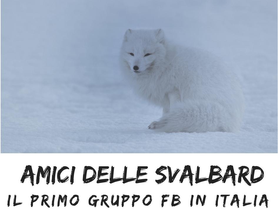 Svalbard - Gruppo Facebook