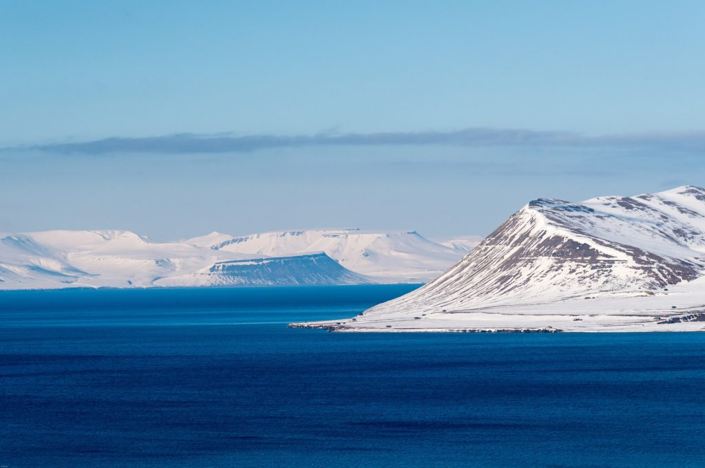 Svalbard dove dormire