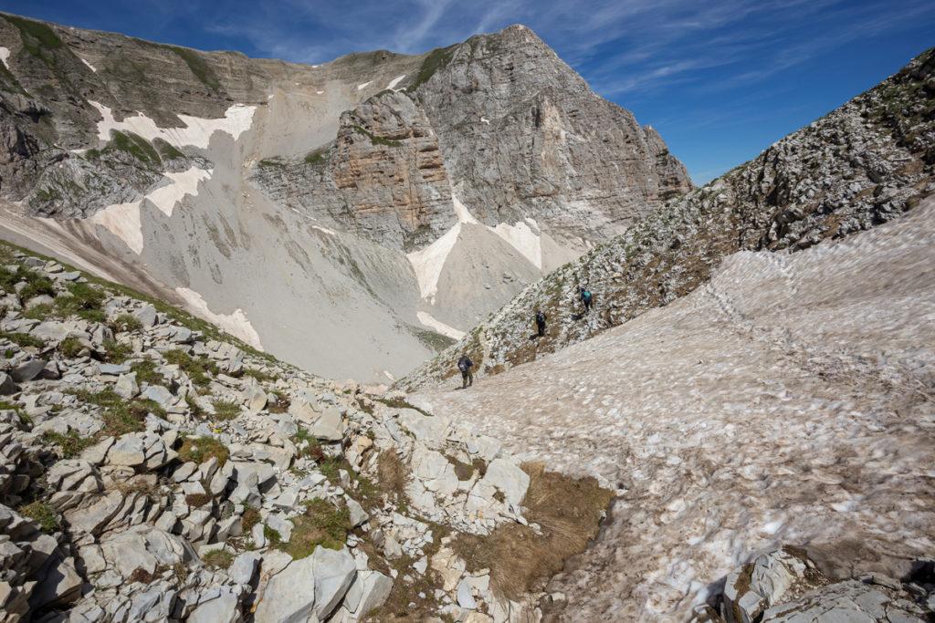 Monte Vettore - Parco Nazionale dei Sibillini